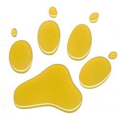 3D Packa - žlutá 10x10 cm